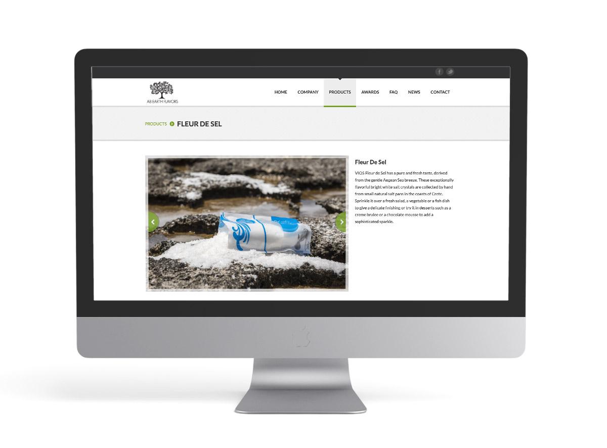 earthflavors website