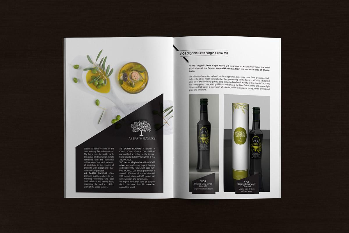 earthflavors brochure
