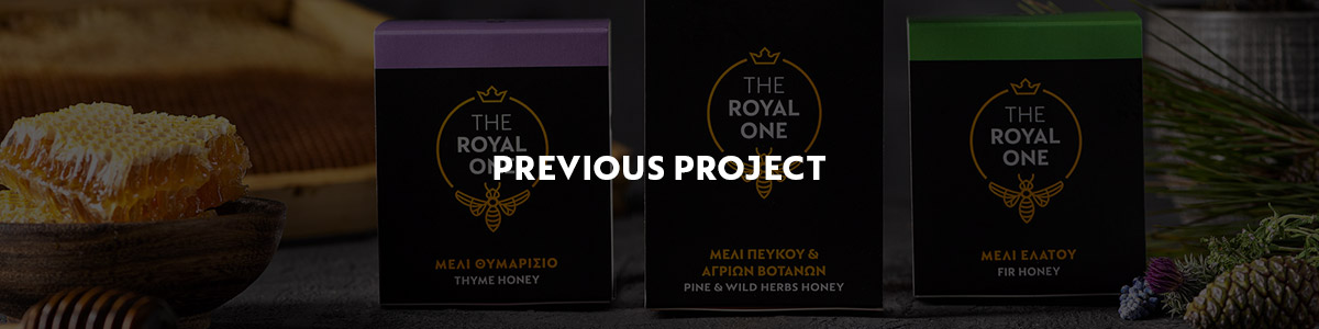 the royal one greek honey