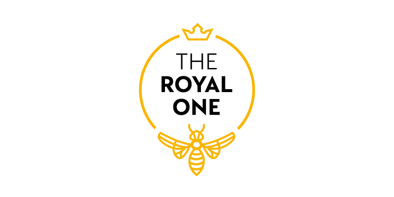the royal one logotype